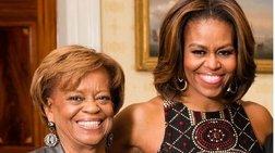 Το τουίτ της Μισέλ Ομπάμα στη μαμά της