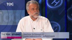 Δημήτρης Χατζησωκράτης: Η ΔΗΜΑΡ πρέπει να είναι παρούσα μετά τις εκλογές για να μπορεί να δώσει λύσεις για την χώρα και την Κέντροαριστερά
