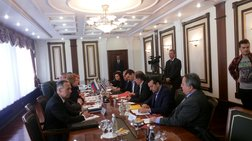 Ενέργεια, ουκρανικό και συνεργασία στη συνάντηση Τσίπρα-Ματβιένκο