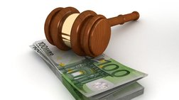 «Κούρεμα» 44,5% στα χρέη συνταξιούχου από δικαστήριο της Λάρισας