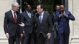 Διεθνής διάσκεψη στο Παρίσι για τη Μπόκο Χαράμ