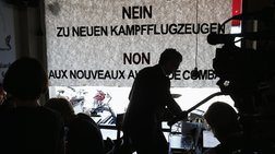«Όχι» στον παχυλό κατώτατο μισθό είπαν οι Ελβετοί