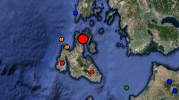 Σεισμός 4 Ρίχτερ, τα ξημερώματα, στην Κεφαλονιά