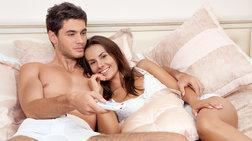 Έχετε τηλεόραση στο υπνοδωμάτιο; Τότε κάνετε περισσότερο σεξ!