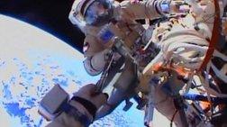 Νέος διαστημικός «περίπατος» από Ρώσους κοσμοναύτες
