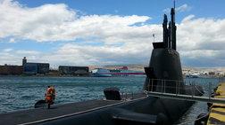 Είδαμε από κοντά το υποβρύχιο «Παπανικολής»