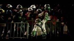 Οι ήρωες Χιλιανοί ανθρακωρύχοι πάνε Μουντιάλ