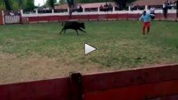Ο ταύρος που σε κάνει...Μπόλτ!