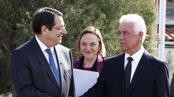 Κυπριακό: Σε καλό κλίμα η συνάντηση Αναστασιάδη - Ερογλου