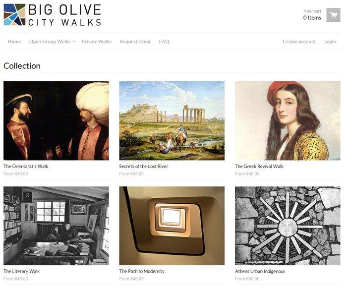 «Big Olive»: η Αθηναϊκή εκδοχή του Big Apple