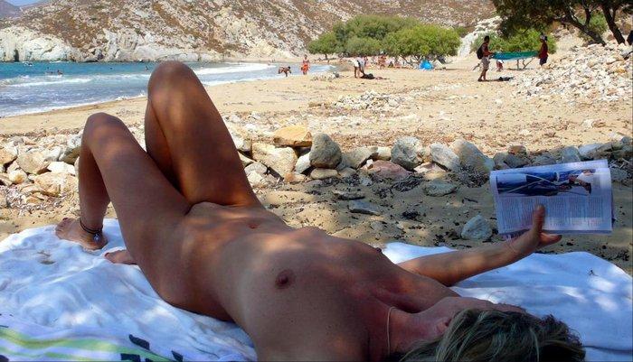 nude women in the beach № 64477