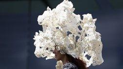 Φαντασία και φύση στα καπέλα του Ασκοτ