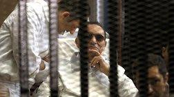 Εσπασε το πόδι του ο Μουμπάρακ