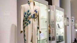 Το ιδρωμένο ρούχο του Ελβις σε δημοπρασία