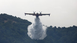 Νέα πυρκαγιά: Φωτιά σε χαράδρα στο Ποικίλο Ορος
