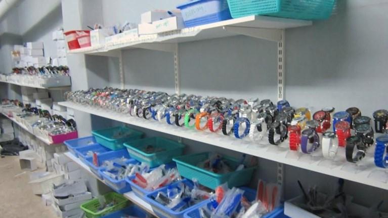 Σκούπα» για μαϊμού προϊόντα σε Αθήνα και Βόρεια Ελλάδα  ffd060adc8a