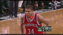 Γιάννης Αντετοκούμπο: Ενα αστέρι γεννιέται στο NBA το 2013