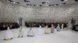 Dior: Δείτε πώς θέλει να μας ντύσει αυτόν τον χειμώνα