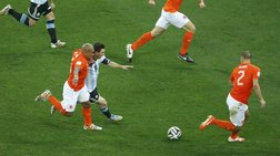 Η Αργεντινή στον τελικό του Μουντιάλ κόντρα στη Γερμανία