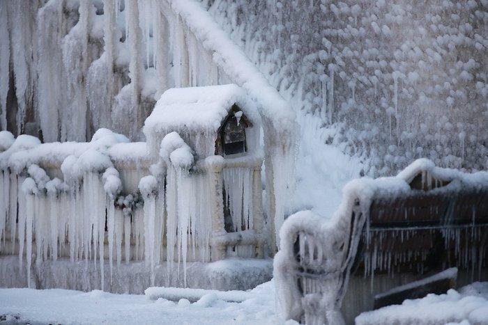 Νεμπράσκα: Το κτίριο που αντέχει στο χρόνο, τη φωτιά και το χιόνι