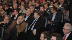 """""""Δειλό"""" ταγκό ΠΑΣΟΚ - ΔΗΜΑΡ για  την κεντροαριστερά στην εκδήλωση των 58"""