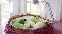 Τα πιο περίεργα... κρεβάτια