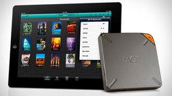 LaCie Fuel: Λύση στην έλλειψη χώρου των apple συσκευών