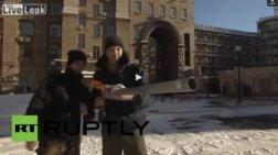 Βλήμα-πατάτα στις μάχες του Κιέβου