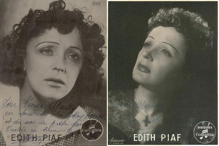 «Edith, the show»: Μια παράσταση για την Πιαφ