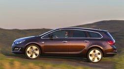 Εκθεση Αυτοκινήτου Γενεύης 3.7 λ./100 χλμ. για το νέο Opel Astra 1.6 CDTI