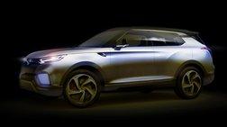 Πρωτοποριακό 7θέσιο SUV concept από τη Ssangyong