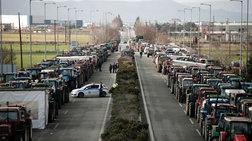 Χιλιάδες στο αγροτικό συλλαλητήριο
