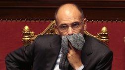 Ιταλία: Παραιτήθηκε ο πρωθυπουργός Ενρίκο Λέτα