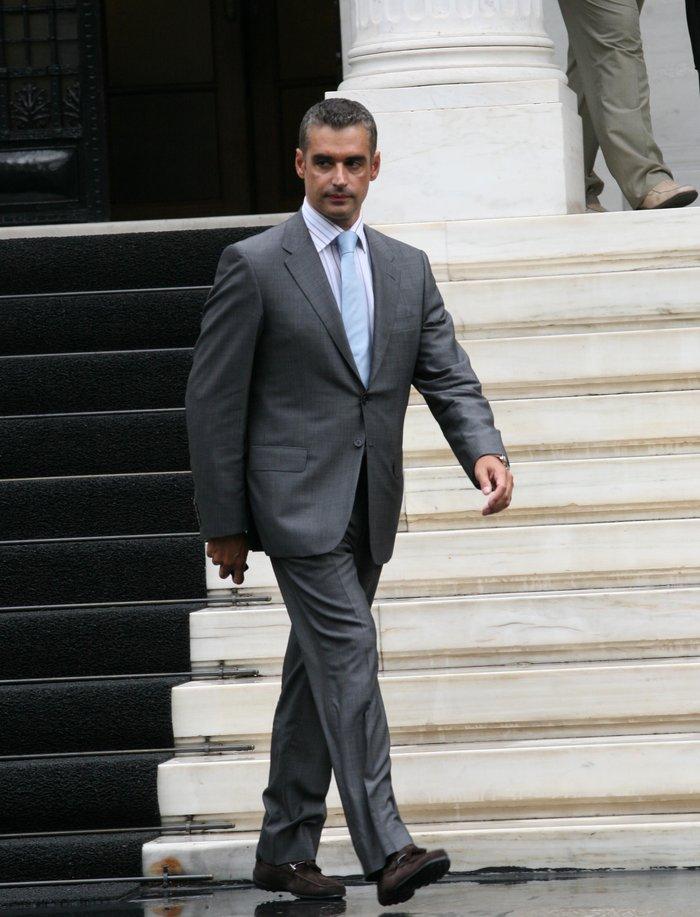 Ο Ρένος Χαραλαμπίδης κατεβαίνει υποψήφιος με τον Άρη Σπηλιωτόπουλο