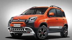 Αποκάλυψη στη Γενεύη! Fiat Panda Cross