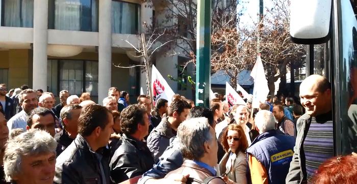 Εφθασαν στην Αθήνα οι αγρότες - Σε εξέλιξη η συγκέντρωση - εικόνα 2