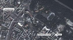 Κίεβο - Οι θέσεις μάχης των εμπολέμων (φωτογραφίες)