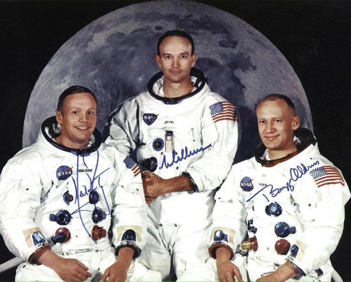 Κατάκτηση της Σελήνης : Θεωρίες και συνωμοσίες - εικόνα 4