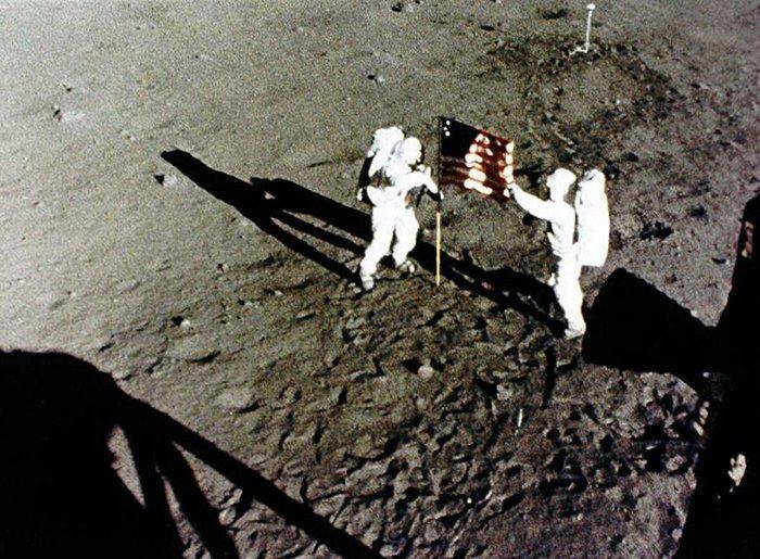 Κατάκτηση της Σελήνης : Θεωρίες και συνωμοσίες - εικόνα 8
