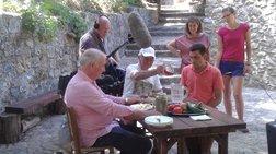 Το BBC «δοκιμάζει» την κουζίνα της Μονεμβασίας