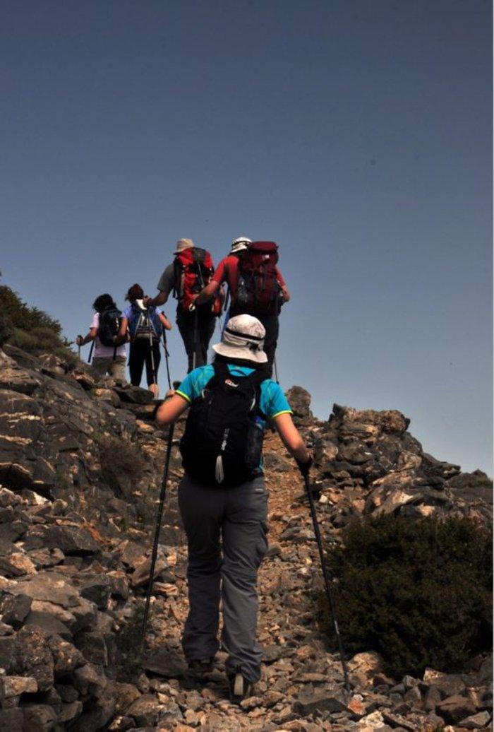 Ημερολόγια πεζοπορίας: στα άγρια Λευκά Όρη - εικόνα 3