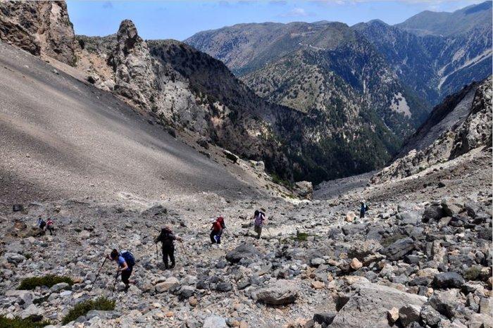 Ημερολόγια πεζοπορίας: στα άγρια Λευκά Όρη - εικόνα 8