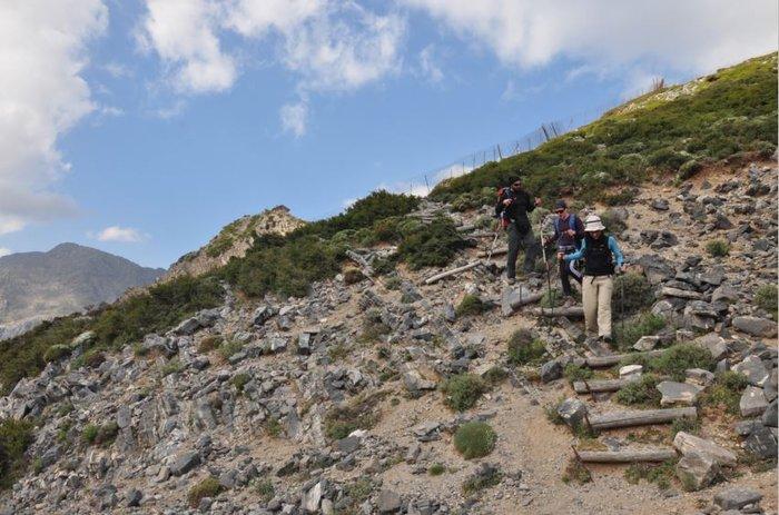 Ημερολόγια πεζοπορίας: στα άγρια Λευκά Όρη - εικόνα 17