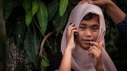 Ινδονησία: Τους χώρισε το τσουνάμι, τους ένωσε η θεά τύχη...