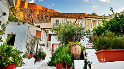 Αναφιώτικα: Eνα νησί στα πόδια της Ακρόπολης