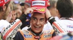 Moto Gp: Ο Μάρκεθ έχασε μετά απο 10 νίκες αλλά...πάλι ηγείται
