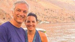 Η Ολγα Κεφαλογιάννη αποχαιρετά την Κρήτη με μία selfie