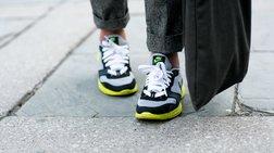 Η επέλαση των sneakers