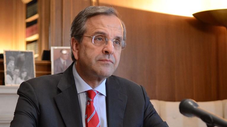 Ο Σαμαράς επιμένει πως δεν πάει σε πρόωρες εκλογές
