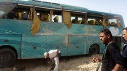 Πολύνεκρη σύγκρουση λεωφορείων στη Χερσόνησο του Σινά